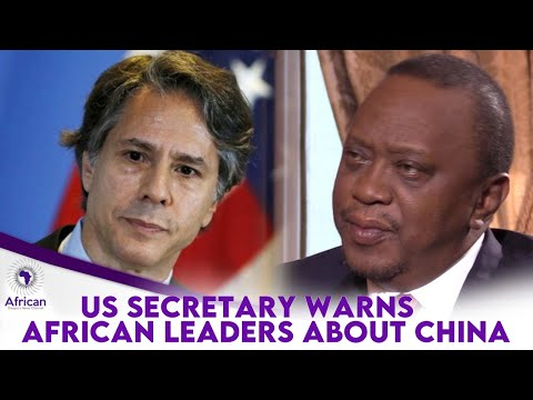 US Secretary Of State Warns Africans Of China