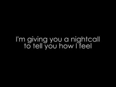 Nightcall Instrumental
