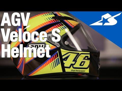AGV Veloce S Helmet  | Motorcycle Superstore