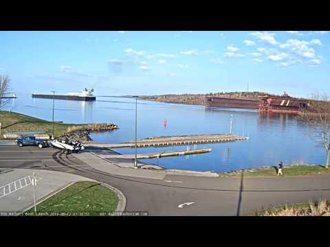 American Integrity departed Two Harbors 05/12/2019