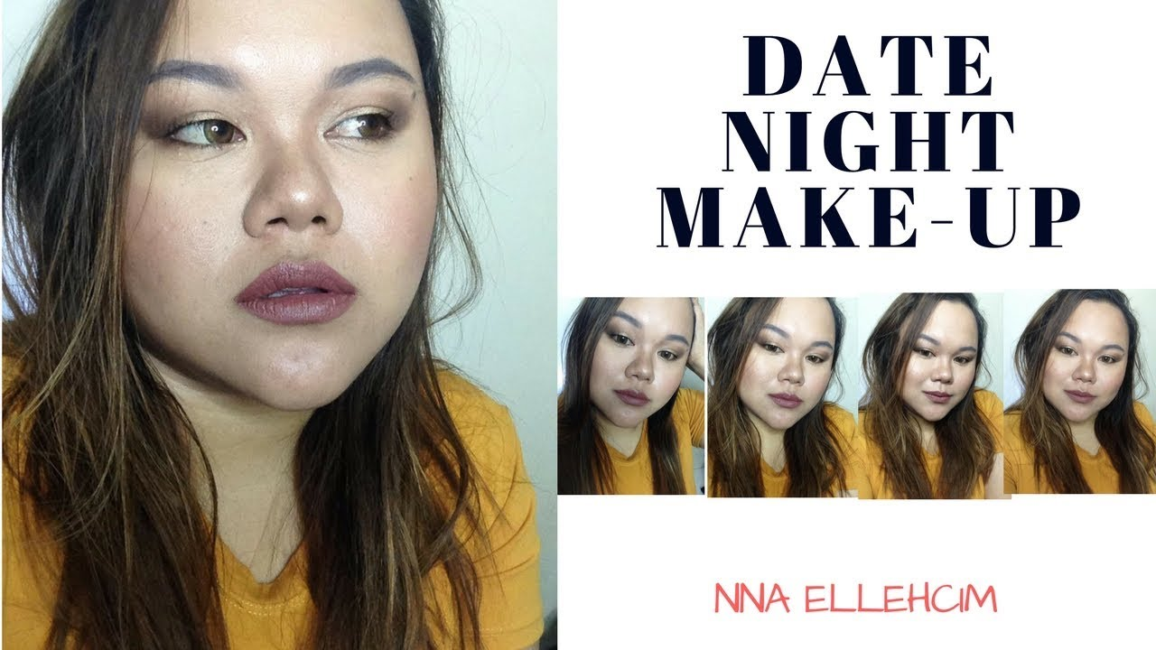 Date Night Make-up (Fast and Easy)