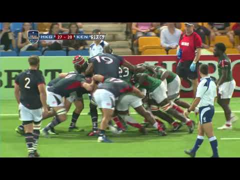 Regal Hotels Cup of Nations 2017 Round 3 Highlights