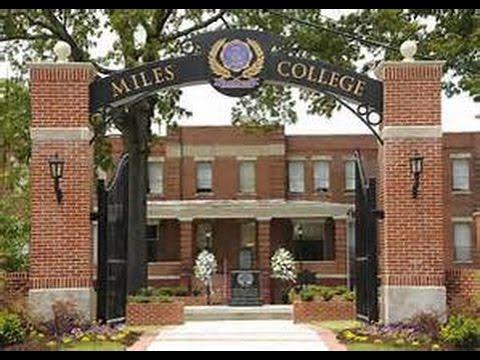 Miles College  (Birmingham, Alabama)