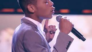 CAM ANTHONY WINNING PERFORMANCE ON SHOWTIME AT THE APOLLO