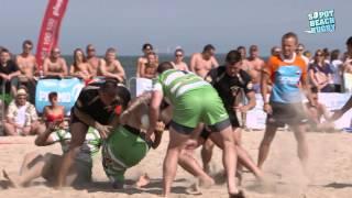 Sopot Beach Rugby 2016