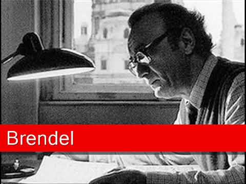 Alfred Brendel: Beethoven - Sonata No. 14 In C Sharp Minor, Op. 27, 'Moonlight' Adagio Sostenuto