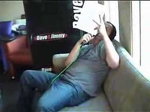 Chachi's World Record Karaoke - Dave and Jimmy
