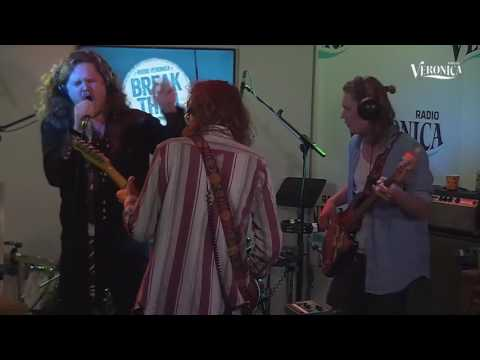 The Grand East - Heroes(David Bowie cover)  - Live at Radio Veronica