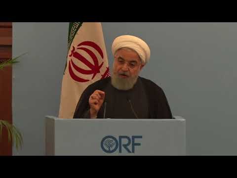 Special Address | H.E. Dr. Hassan Rouhani, Honorable President, Islamic Republic of Iran