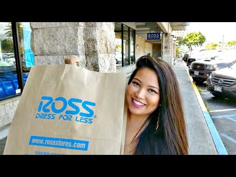 Come Shopping With Me at ROSS in Maui, Hawaii | Affordable Fashion Vlog | Stylish Fashionista