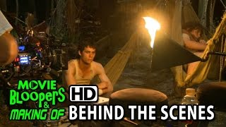 The Maze Runner (2014) Making of & Behind the Scenes (Part1/2)