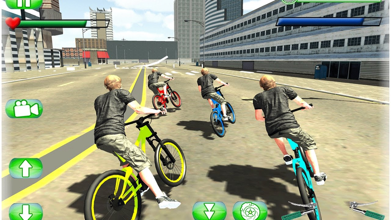 freestyle bike racing games