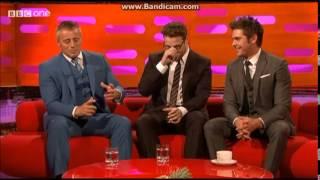 Zac Efron, Seth Rogen and Matt LeBlanc - Part 1