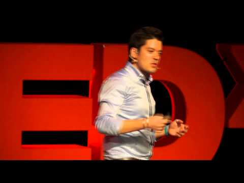 Gamifying Sustainability - Changing Behavior with Fun: Christian Kaufmann at TEDxYouth@Adliswil