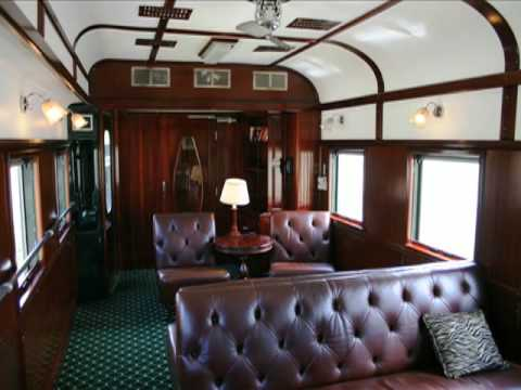 Rovos Rail - The Most Luxurious Train in the World! - www.africansafaris.travel