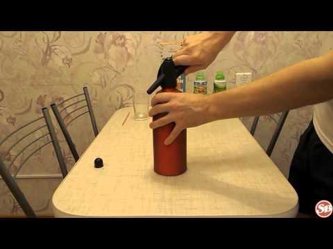 Сифон для газирования воды