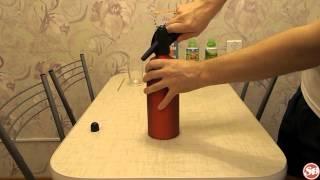 Сифон для газирования воды(Комплектация, приготовление газировки и разборка сифона., 2015-01-30T15:20:27.000Z)