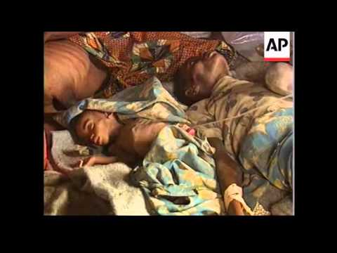 Zaire - Rwandan refugees moved