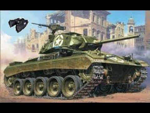 M24 Caffè perfekcyjny spoter i łowca artyleri | World of tanks