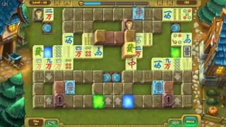 Legendary Mahjong - Slide mode Level III - 4