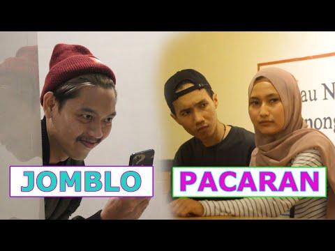 VIDEO KOCAK EQY DARMAWAN  ( JOMBLO VS PACARAN )