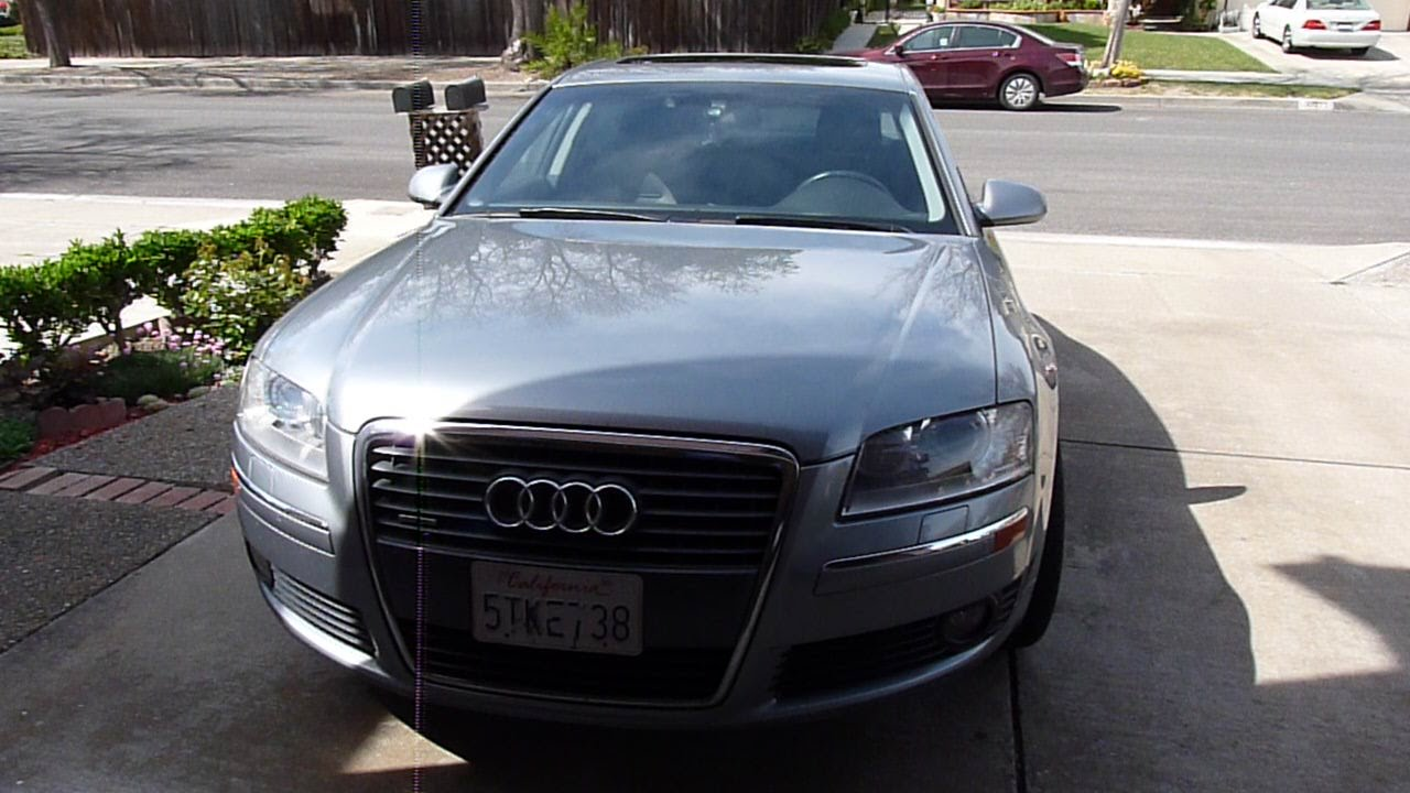 An Audi AL D Little Check List Before Buying YouTube - Used audi a8l
