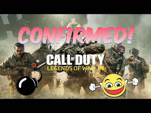 Call Of Duty Game Confirmed For Mobile!! - Will Have Battle Royale! thumbnail