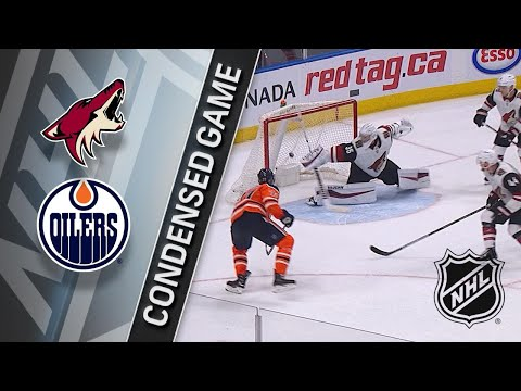 03/05/18 Condensed Game: Coyotes @ Oilers