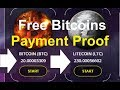NEW FREE BITCOIN CLOUD MINING SITE 2019 | Live Payment Proof