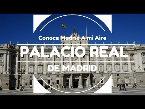 PALACIO REAL DE MADRID - Conoce Madrid A mi Aire