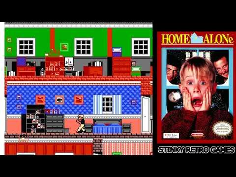 メリークリスマス。ファミコン『ホームアローン』に挑戦