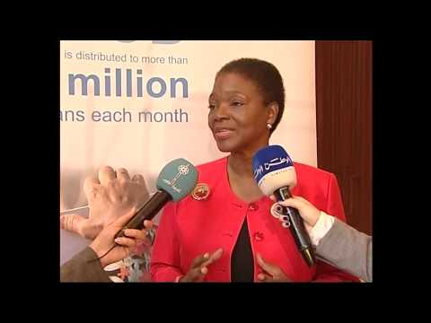 IHPCS 2 Interview with Valerie Amos, UN Undersec-Gen. for Humanitarian Aff. & Emergency Relief Coord