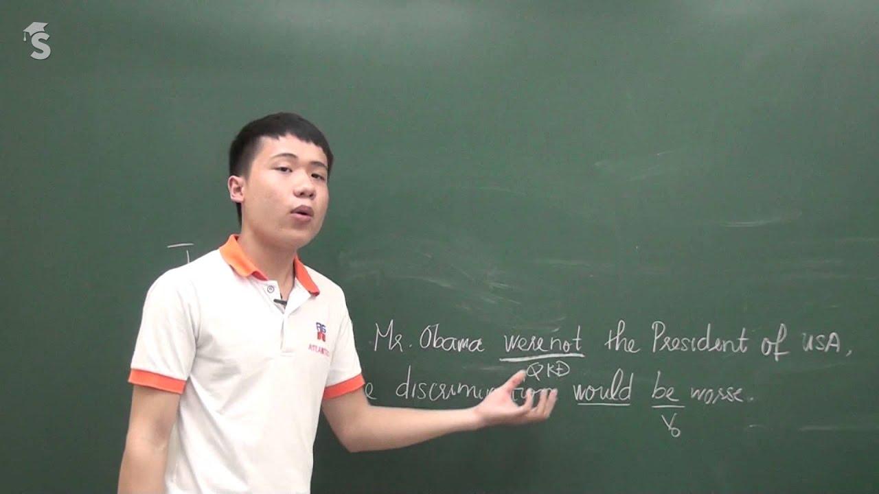 Chia sẻ phương pháp làm bài tập về câu điều kiện – Mod Anh Tuyensinh247.com