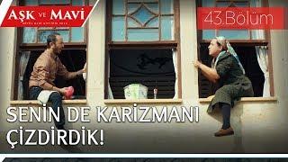 Aşk ve Mavi 43.Bölüm - Birgül, Seyfi'ye konakta yaşananları anlatıyor!