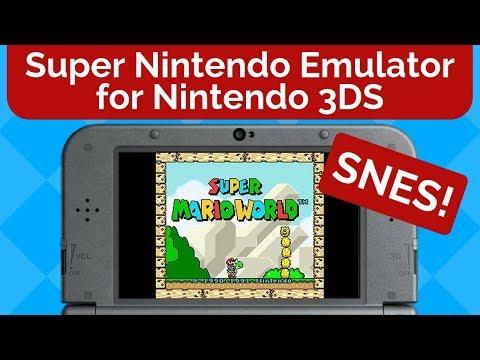 Вопрос: Как играть в игры NES на вашей приставкеNintendo 3DS?