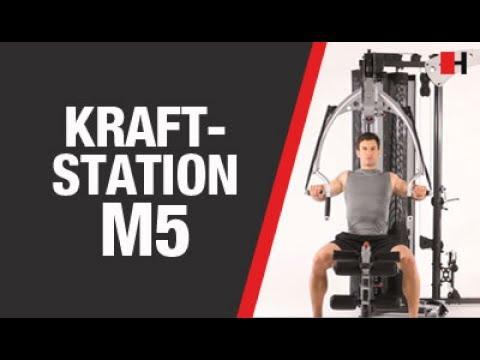 HAMMER Kraftstation Ferrum TX3 KRAFTTRAINING Fitness Station Multistation
