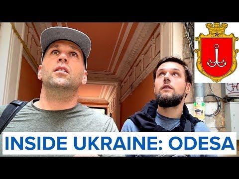 INSIDE UKRAINE: ODESA