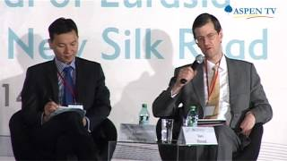 Ian Bond at Bucharest Forum 2014 - Part 1/2