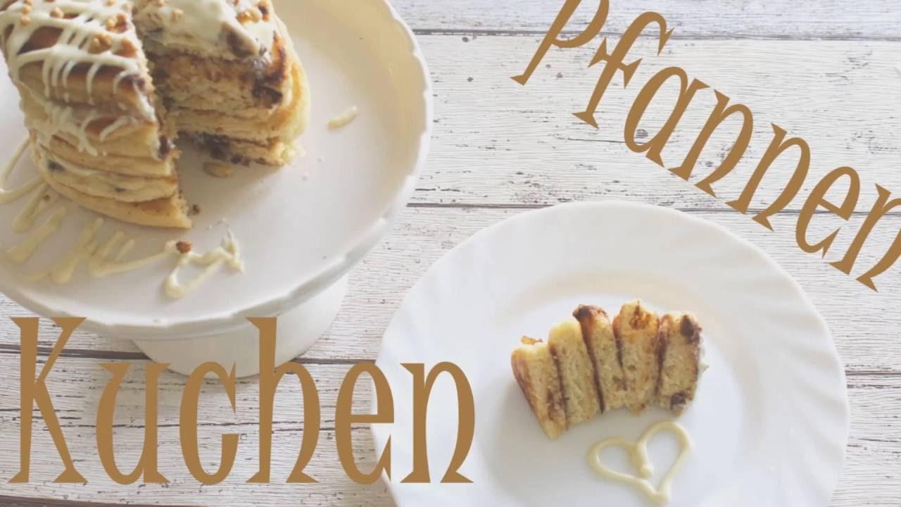 Diy Pancakes Pfannen Kuchen Schnell Einfach Selber Machen