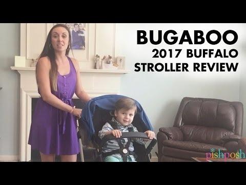 Bugaboo Buffalo 2017 Stroller Review