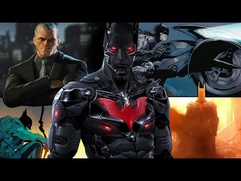Damian Batman Arkham Game REBOOTED?! (New Batman Game)