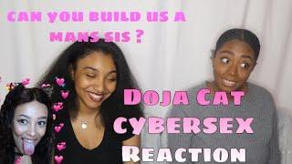 Gambar cover DOJA CAT-CYBERSEX | REACTION