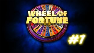 """Wheel Of Fortune Deluxe Part 1: """"It's Time To JimmyJam"""""""