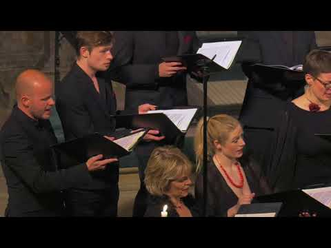 Per Gunnar Petersson: An Anonymous Nun´s Prayer - Mogens Dahl Chamber Choir