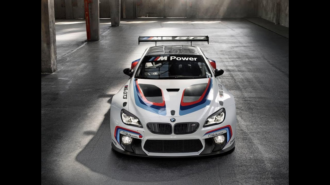 2016 BMW M6 GT3 Review   Bmw Sports Car