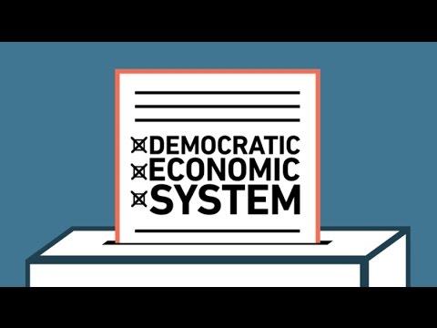 EconoMinute: Democratic Economic System