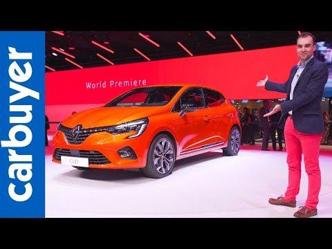 New 2019 Renault Clio Revealed At Geneva