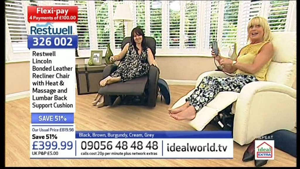 Sue Southall And Hayley Green Restwell Recliners Doovi
