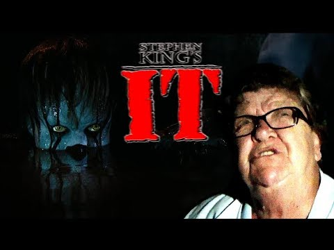 🤡 (HILARIOUS!) Grandma Reacts to [ IT Trailer] 🤡
