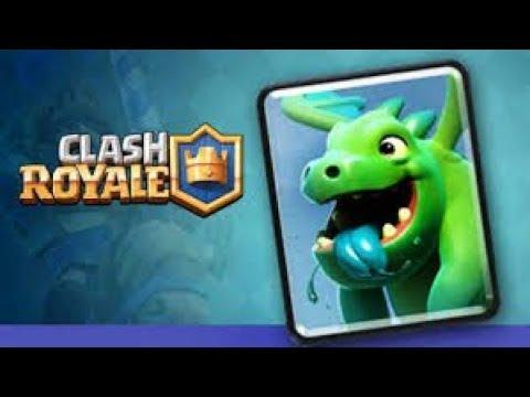 Tuto Comment Dessiner Un Bebe Dragon Rigolo Dans Clash Royal